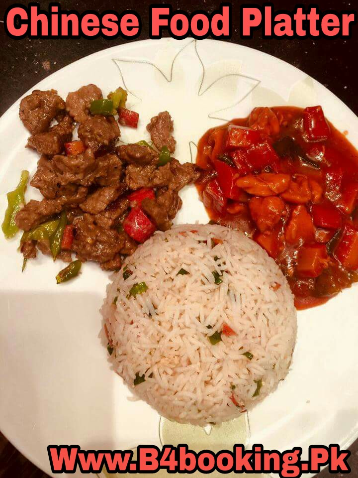 Chinese food platter recipe in english by dr asifa sheeraz forumfinder Images