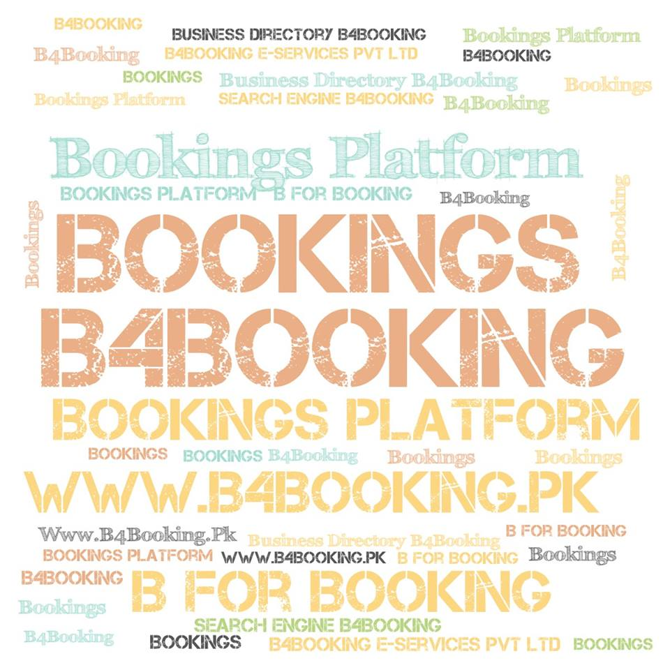 Career Opportunities with b4booking Islamabad