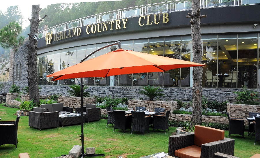 Highland country club  Islamabad