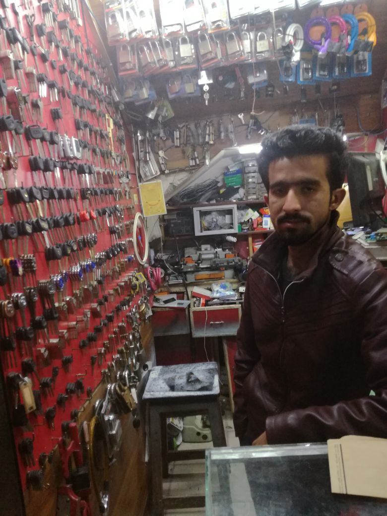 Sheikh Rizwan Brothers  Key Maker
